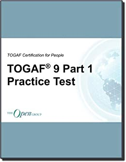 Amazon.com: TOGAF 9 Part 1 Practice Test (The Open Group Study ...