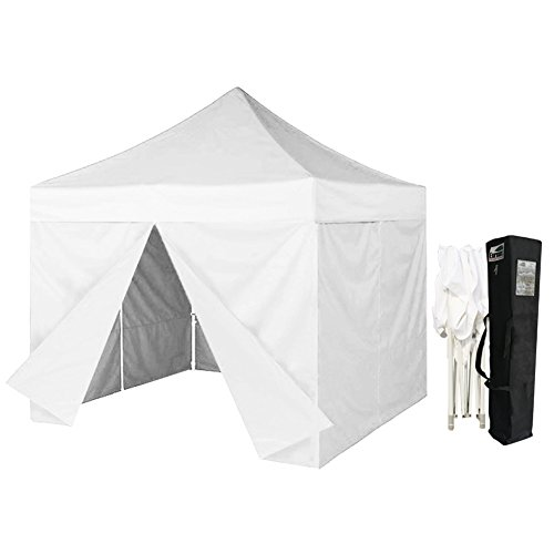 Eurmax 10 X 10 Ez Pop Up Canopy Gazebo Commercial Tent