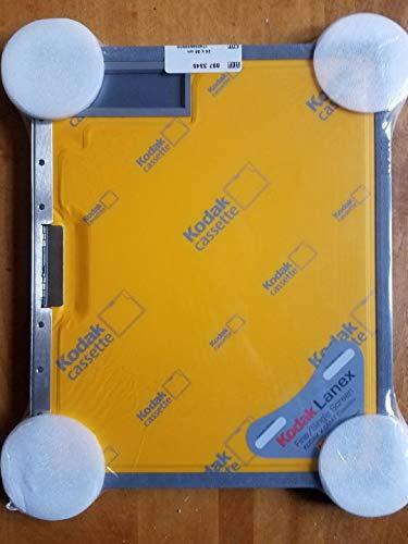 KODAK Lanex Single Fine Screen X-OMAT X-Ray Cassette C-1 ()