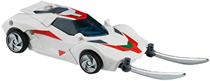 Transformers Prime Robots In Disguise Deluxe Wheeljack
