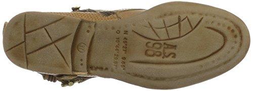 A.S.98 Orizontal, Stivali Donna Beige (Grano/Grano/Natur)