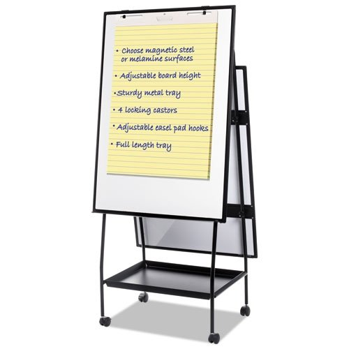 MasterVision Magnetic Easel Style Dry Erase Board (EA49145016) by MasterVision