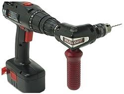 Milescraft 1390 Drill90 Right Angle Drilling & Driving Power Drill Attachment