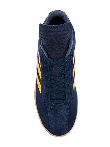 Gosha Rubchinskiy X Adidas Gosha Rubchinskiy Herren G012sh11navy Zwart Leder Sneakers
