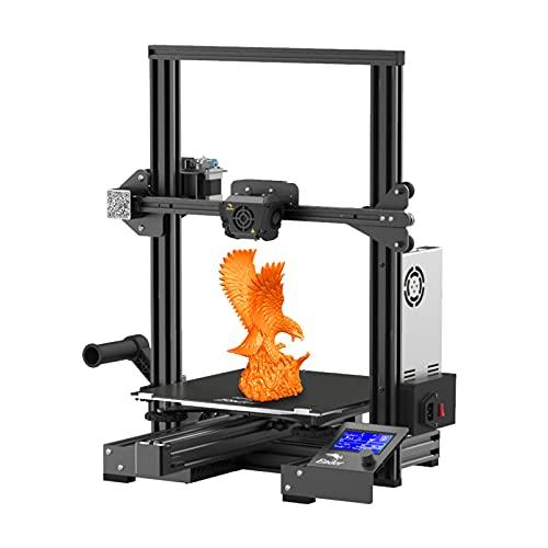Binkols 3D Printer Creality Ender 3 Max with Meanwell Power, Resume Printing, Carborundum Glass Platform, TMC2208 Silent…