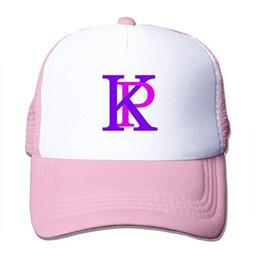 SAXON13 For Men Women Baseball-caps Mesh Back Katy Perry Cap Hats Pink