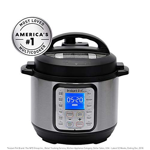 Instant Pot Duo Plus Mini 9in1 Electric Pressure Cooker Sterilizer Slow Cooker Rice Cooker Steamer