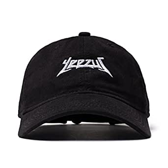 AA Apparel Yeezus Tour Glastonbury Dad Hat Kanye West Yeezy (Black)