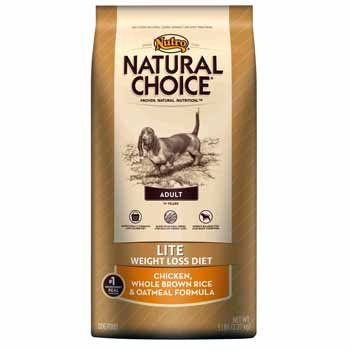 Natural Choice Adult Lite – Weight Loss Diet Chicken and Rice 5 Pound, My Pet Supplies