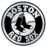 Boston Red Sox Silver Auto / Truck Emblem