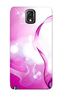 Shock-dirt Proof Heart Case Cover For Galaxy Note 3