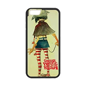 Gorillaz Cell Phone Protector for iPhone 6(4.7) Plastic and (Laser Technology)