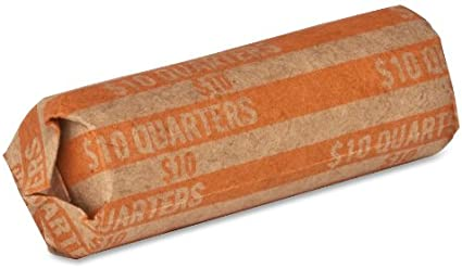 1000 any kind Coin Wrappers flat paper rolls better than shotgun ANY MIX 1,000