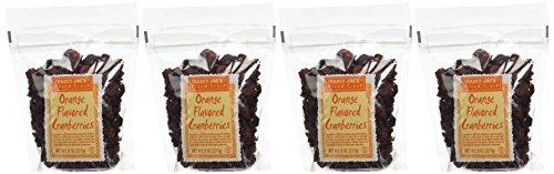 Trader Joe's Dried Fruit: Orange Flavored Cranberries, 8 ounce bags, Set of 4 by Trader Joe (Image #2)'