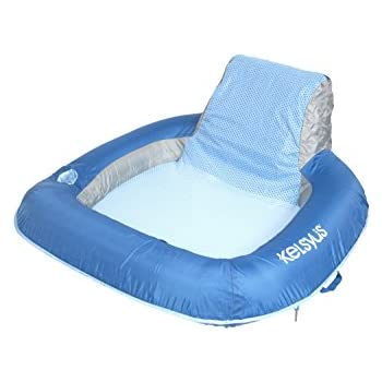 Amazon Com Kelsyus Floating Chair Inflatable Float For