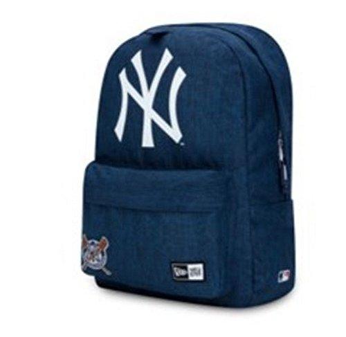 New Era Womens Heritage York Yankee Backpack One Size Blue