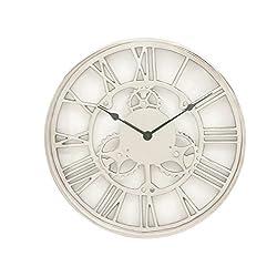 Deco 79 40663 Wall Clock, 18 D
