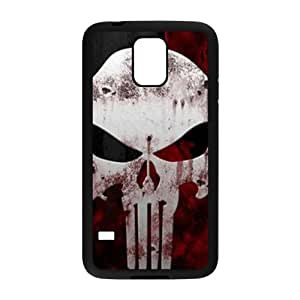 Punisher Logo Cell Phone Case for Samsung Galaxy S5