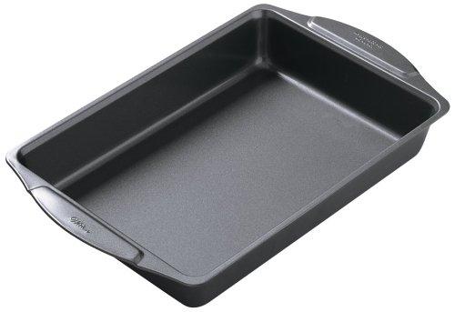 Wilton Tri-Tanium 9 by 13-Inch Cake Pan 2105-6866