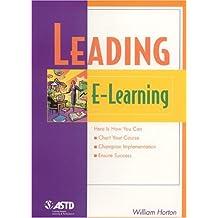 Leading E-Learning