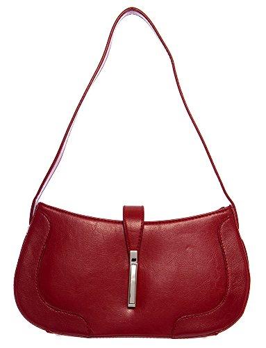 Hobo Shoulder Handbag For Shoulder All by Classical Red Handbags waqF6x5