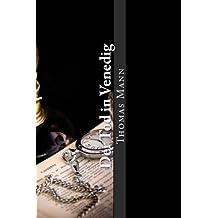 Der Tod in Venedig (Diderot) (German Edition)