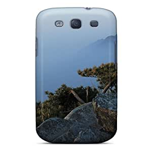 Galaxy Cover Case - Five Old Man Peaks Jiangxi China Protective Case Compatibel With Galaxy S3