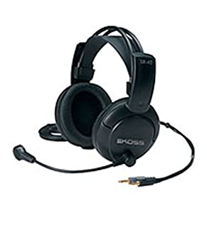 Koss SB40 Computer Headset with Microphone (B00005ML7T) | Amazon Products