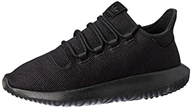 adidas Tubular Shadow Men's Sneakers, Core Black/Footwear White/Core Black, 6.5 US