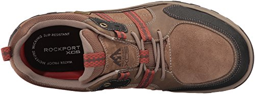 Rockport Mens Trail Technique Waterproof 3-Eye Walking Shoe New Vicuna v9pDIyVy