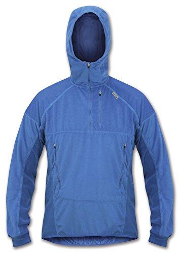 Paramo Directional Clothing Systems Water-Repellent Wind-Resistant Fleece Homme Bora Fleece Noir Taille XL