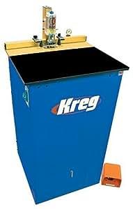 Kreg DK3100 1-1/2 Horsepower Floor Electric Fully-Automatic 3-Spindle Pocket Machine