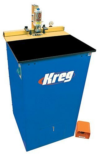 Kreg DK3100 1-1/2 Horsepower Floor Electric Fully-Automatic 3-Spindle Pocket Machine by Kreg (Image #2)