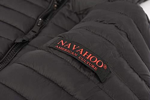 Navahoo Stepp Noir Pour Capuche Femme À B348 Veste rwCHrq