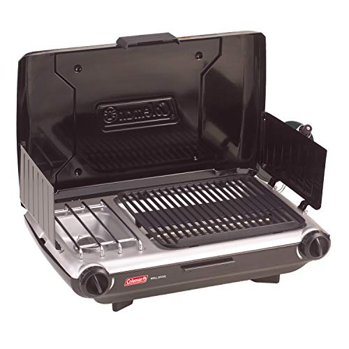 (Coleman Camp Propane Grill/Stove)