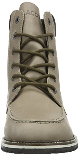 Lacoste Eclose 4, Zapatillas de Estar por Casa para Mujer Marrón - Braun (LT BRW 158)
