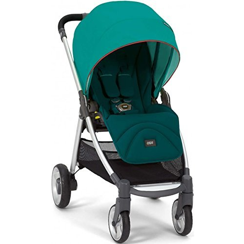 Mamas & Papas Flip XT Stroller (Teal) Review
