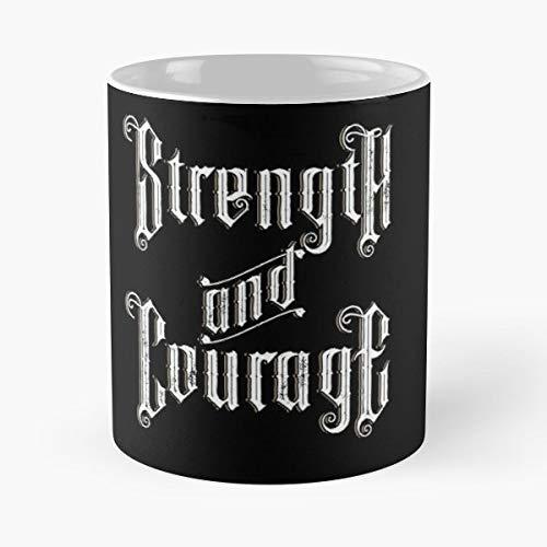 Inspirational Anxiet Coffee Mugs Funny Gift 11 Oz]()