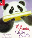 img - for Big Panda, Little Panda (Picture Books) book / textbook / text book