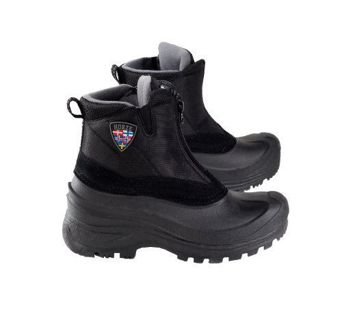 Horze Supreme Zip Stable Boots Black xh0BAnMV
