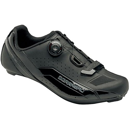 from us louis garneau platinum shoe mens black 42 0