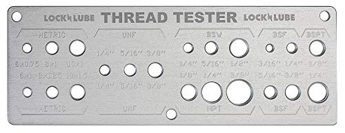 Grease Fitting Thread Tester
