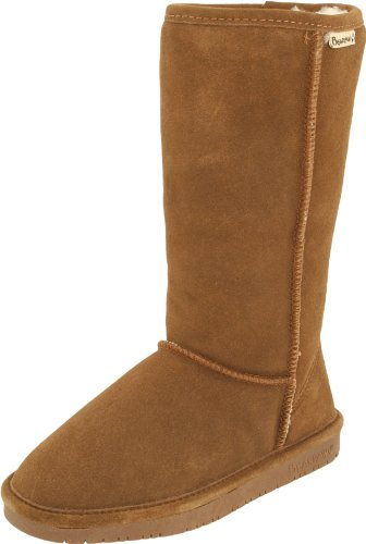 Bearpaw Frauen Emma Tall Mid Kalb Boot Hickory II