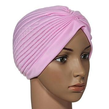 Amazon.com   Water   Wood Turban Head Wrap Band Chemo Bandana ... a30b628c0cd