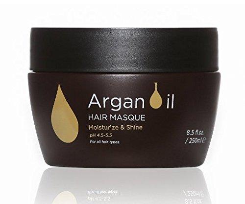 41RDPfDH63L Luseta Beauty Argan Oil Hair Mask 8.5 Ounce