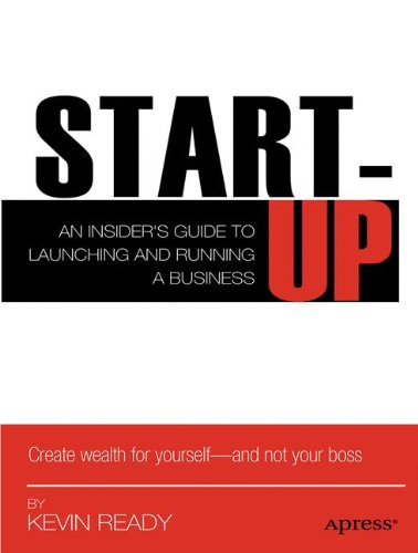 Read Online Startup: An Insider's Guide to Launching and Running a Business ebook