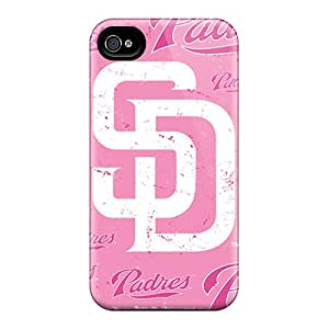 First-class Cases Covers For Iphone 6 Dual Protection Covers San Diego Padres
