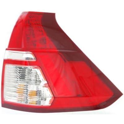 Depo 317-19B4R-AF Tail Light Assembly (HONDA CRV 15 PASSENGER SIDE NSF): Automotive
