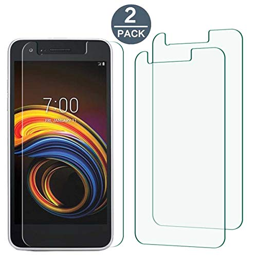 [2 Pack] Tonvizern Compatible for LG (Tribute Empire) PET Screen Protector,0.2mm 6H Hardness PET Screen Protector [Not Glass] ()