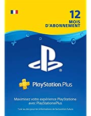 PlayStation Plus: abonnement de 12mois   Code Jeu PSN - Compte français